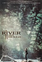 A River Runs Through It - Movie Poster (xs thumbnail)