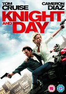 Knight and Day - British Movie Cover (xs thumbnail)