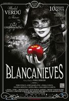 Blancanieves - Mexican Movie Poster (xs thumbnail)