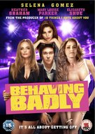 Behaving Badly - British DVD movie cover (xs thumbnail)