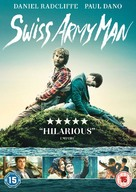 Swiss Army Man - British DVD movie cover (xs thumbnail)