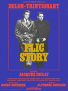 Flic Story - French Movie Poster (xs thumbnail)