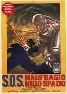 Robinson Crusoe on Mars - Italian Movie Poster (xs thumbnail)