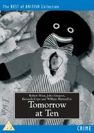Tomorrow at Ten - British Movie Cover (xs thumbnail)
