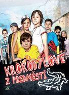 Die Vorstadtkrokodile - Czech DVD cover (xs thumbnail)