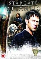 """""""Stargate: Atlantis"""" - British DVD cover (xs thumbnail)"""