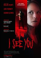 I See You -  Movie Poster (xs thumbnail)