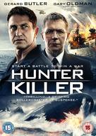 Hunter Killer - British Movie Cover (xs thumbnail)
