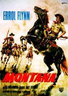 Montana - German Movie Poster (xs thumbnail)