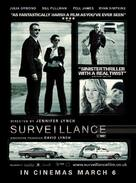 Surveillance - British Movie Poster (xs thumbnail)