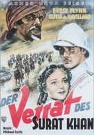 The Charge of the Light Brigade - German Movie Poster (xs thumbnail)