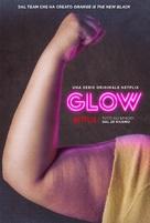 """""""GLOW"""" - Italian Movie Poster (xs thumbnail)"""