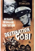 Destination Gobi - Swedish Movie Poster (xs thumbnail)