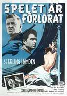 The Killing - Swedish Movie Poster (xs thumbnail)