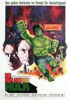 """The Incredible Hulk"" - German Movie Poster (xs thumbnail)"