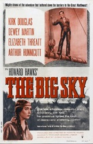 The Big Sky - Movie Poster (xs thumbnail)