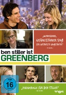 Greenberg - German Movie Cover (xs thumbnail)