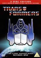 """Transformers"" - British DVD movie cover (xs thumbnail)"