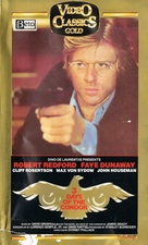 Three Days of the Condor - Australian VHS cover (xs thumbnail)