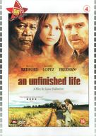 An Unfinished Life - Dutch DVD movie cover (xs thumbnail)