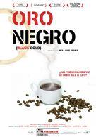 Black Gold - Spanish Movie Poster (xs thumbnail)