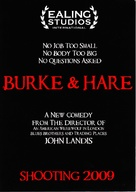 Burke and Hare - British Movie Poster (xs thumbnail)