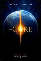 The Core - Teaser movie poster (xs thumbnail)