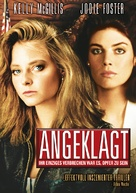 The Accused - German Movie Cover (xs thumbnail)