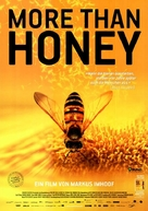 More Than Honey - German Movie Poster (xs thumbnail)