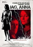 I, Anna - Swedish Movie Poster (xs thumbnail)