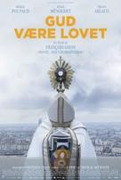 Grâce à Dieu - Danish Movie Poster (xs thumbnail)