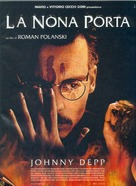 The Ninth Gate - Italian Movie Poster (xs thumbnail)