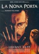 The Ninth Gate - Italian Movie Poster (xs thumbnail)
