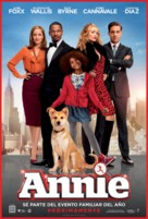 Annie - Argentinian Movie Poster (xs thumbnail)