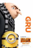 Despicable Me 3 - Argentinian Movie Poster (xs thumbnail)