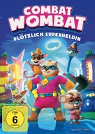 Combat Wombat - German DVD movie cover (xs thumbnail)