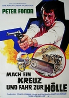Fighting Mad - German Movie Poster (xs thumbnail)