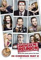 American Reunion - British Movie Poster (xs thumbnail)