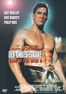 Best of the Best 2 - German Movie Cover (xs thumbnail)