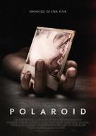 Polaroid - Greek Movie Poster (xs thumbnail)