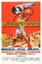 Ursus - Movie Poster (xs thumbnail)