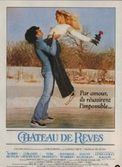 Ice Castles - French Movie Poster (xs thumbnail)