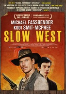 Slow West - Spanish Movie Poster (xs thumbnail)