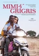 Grigris - Swedish Movie Poster (xs thumbnail)