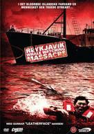 Reykjavik Whale Watching Massacre - Icelandic DVD cover (xs thumbnail)