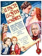 Lloyd's of London - French Movie Poster (xs thumbnail)