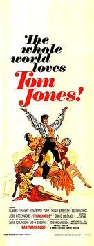 Tom Jones - British Movie Poster (xs thumbnail)