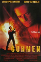 Gunmen - Movie Poster (xs thumbnail)