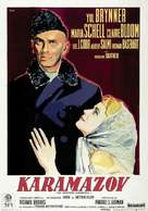 The Brothers Karamazov - Italian Movie Poster (xs thumbnail)