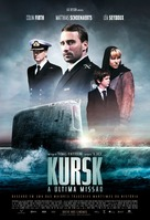 Kursk - Brazilian Movie Poster (xs thumbnail)